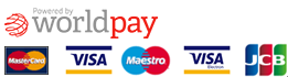 Payments by Worldpay - VISA, Maestro, MasterCard, PayPal, American Express