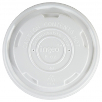 8OZ COMPOSTABLE SOUP LID