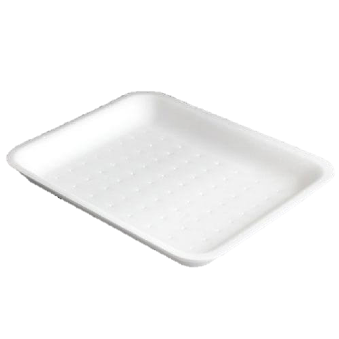 M14 POLYSTYRENE MEAT TRAY