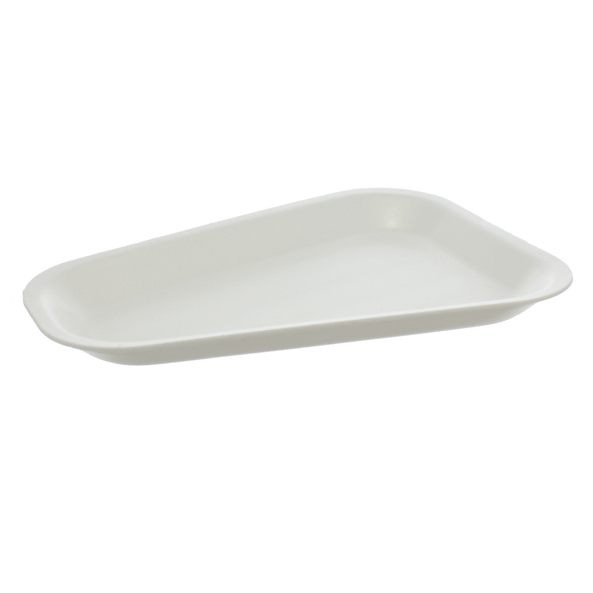 PT3 POLYSTYRENE MEAT TRAY