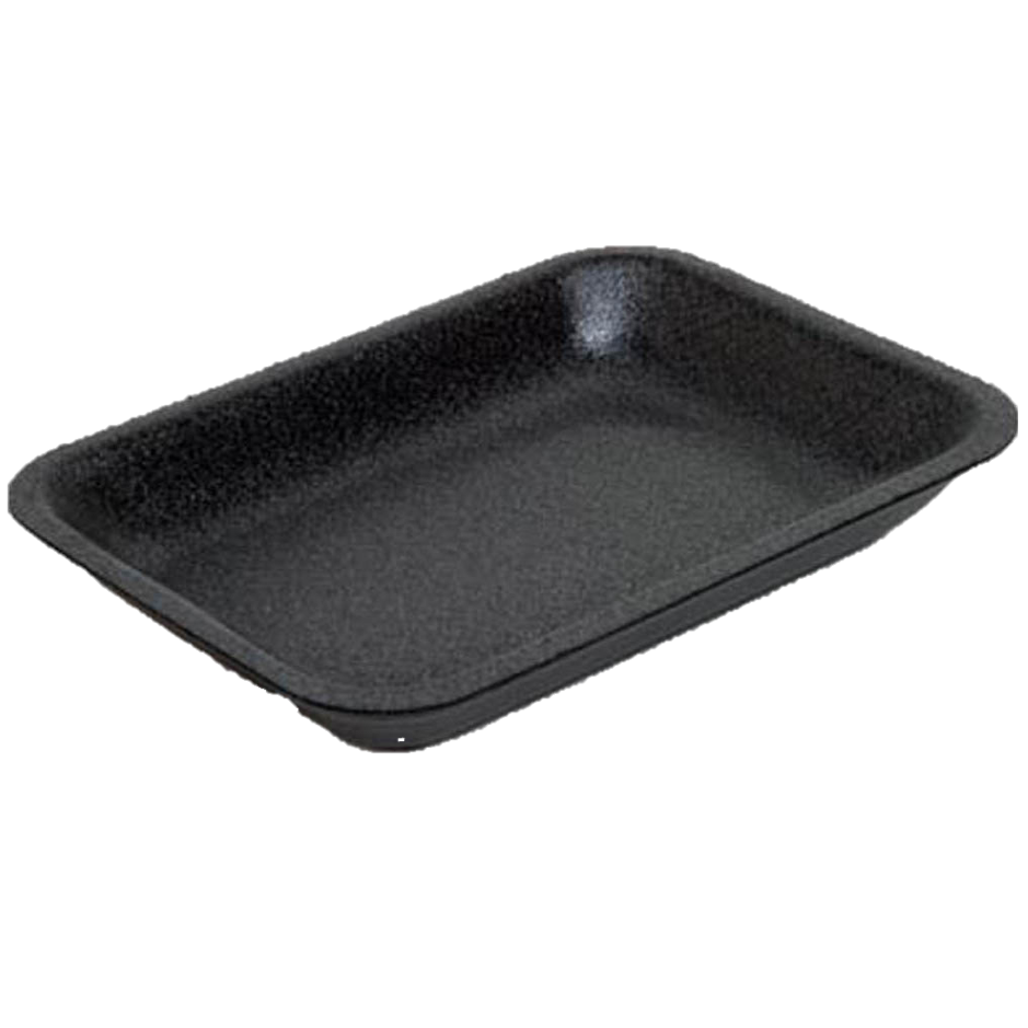 D3 POLYSTYRENE MEAT TRAY