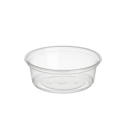 8OZ PLASTIC DELI POT
