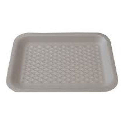 M2 POLYSTYRENE MEAT TRAY