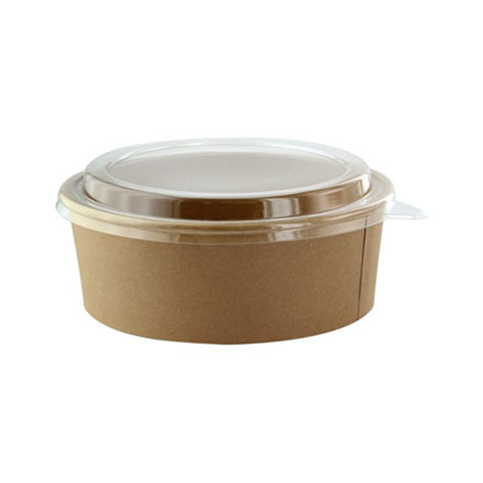 MEDIUM BROWN KRAFT BOWL 1000ml