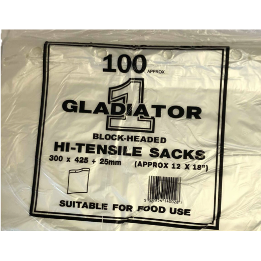 HI TENSILE SACKS