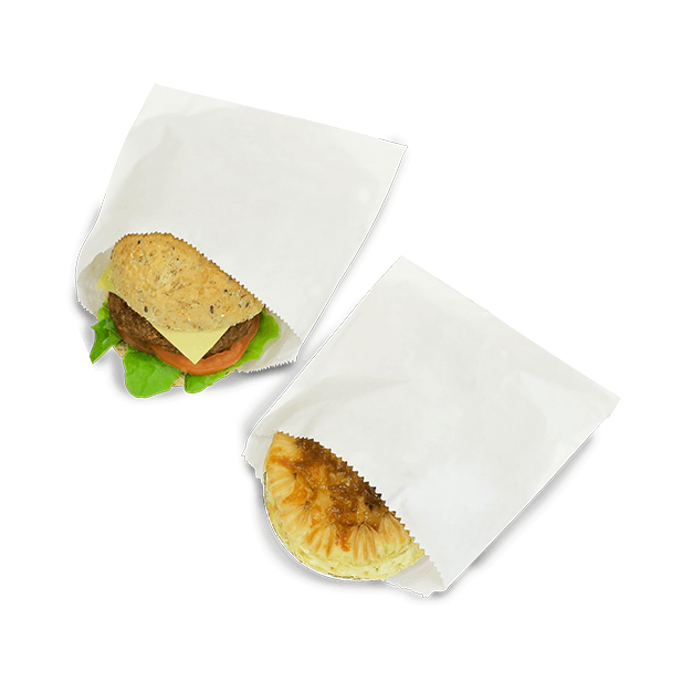 GREASEPROOF PAPER BAGS