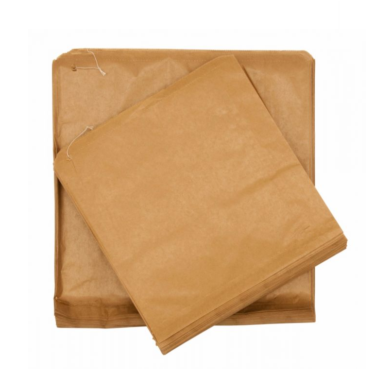 YELLOW KRAFT PAPER BAG